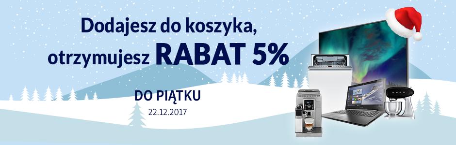 5% RABAT  na oznaczone produkty OleOle + Darmowa Dostawa