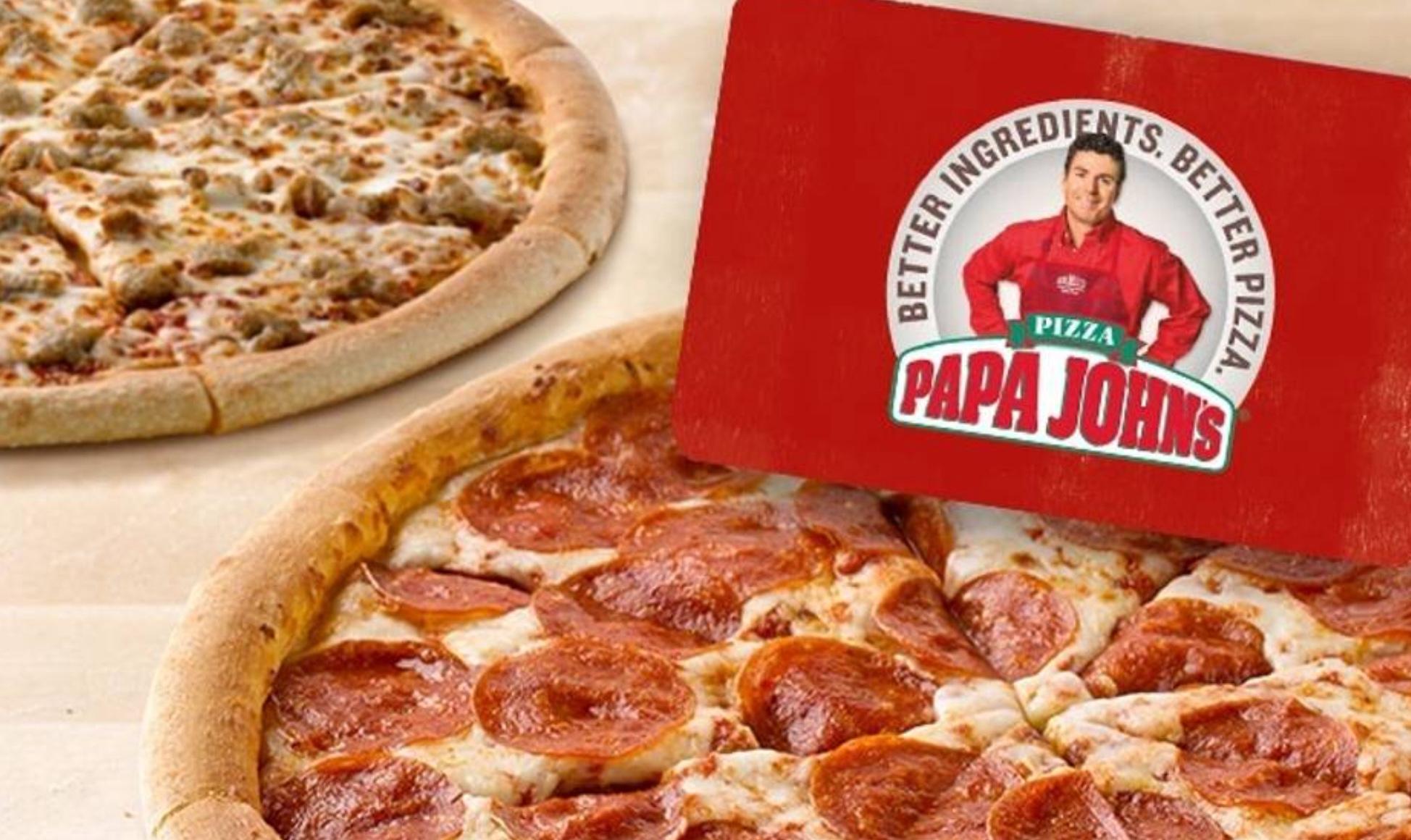 Amerykańska pizzeria Papa John's juz w Warszawie -50%