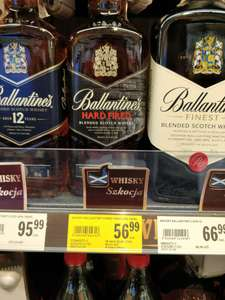 Ballantine's HARD FIRED 0.7l