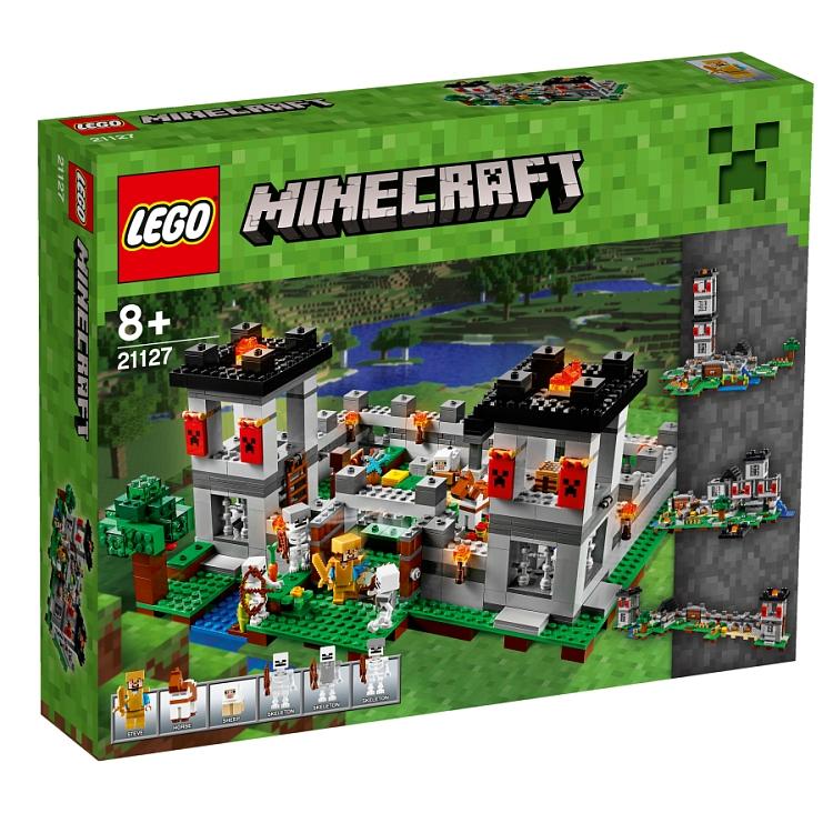 LEGO Minecraft 21127 - Forteca (-13%) SMYK