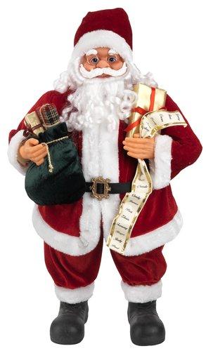 Mikołaj 80cm z prezentami!