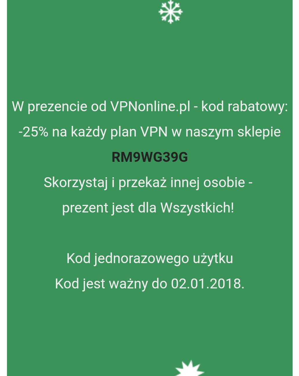 VPNOnline -25%