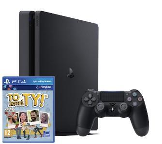Sony PlayStation 4 Slim 500GB + To Jesteś Ty! (możliwe 805 PLN)