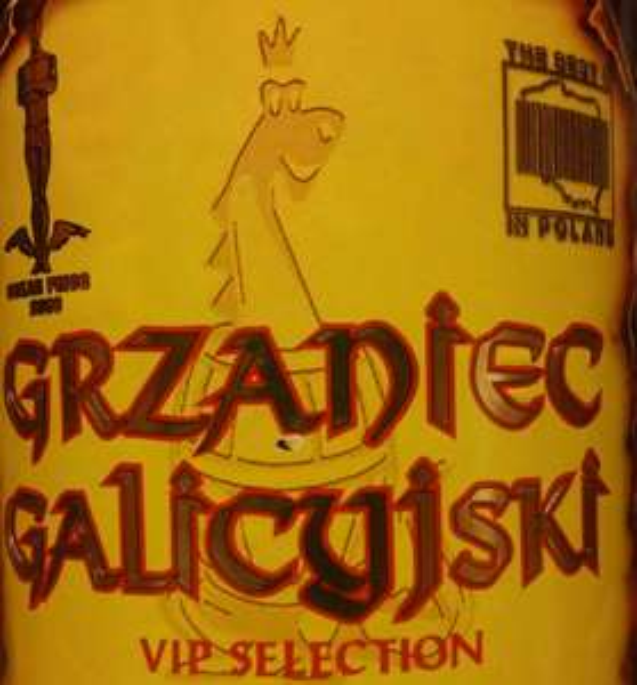 Grzaniec Galicyjski 1L Auchan M1 Kraków