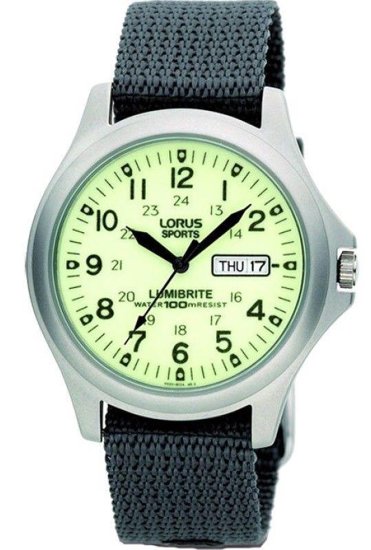 Zegarek Lorus RXF41AX7