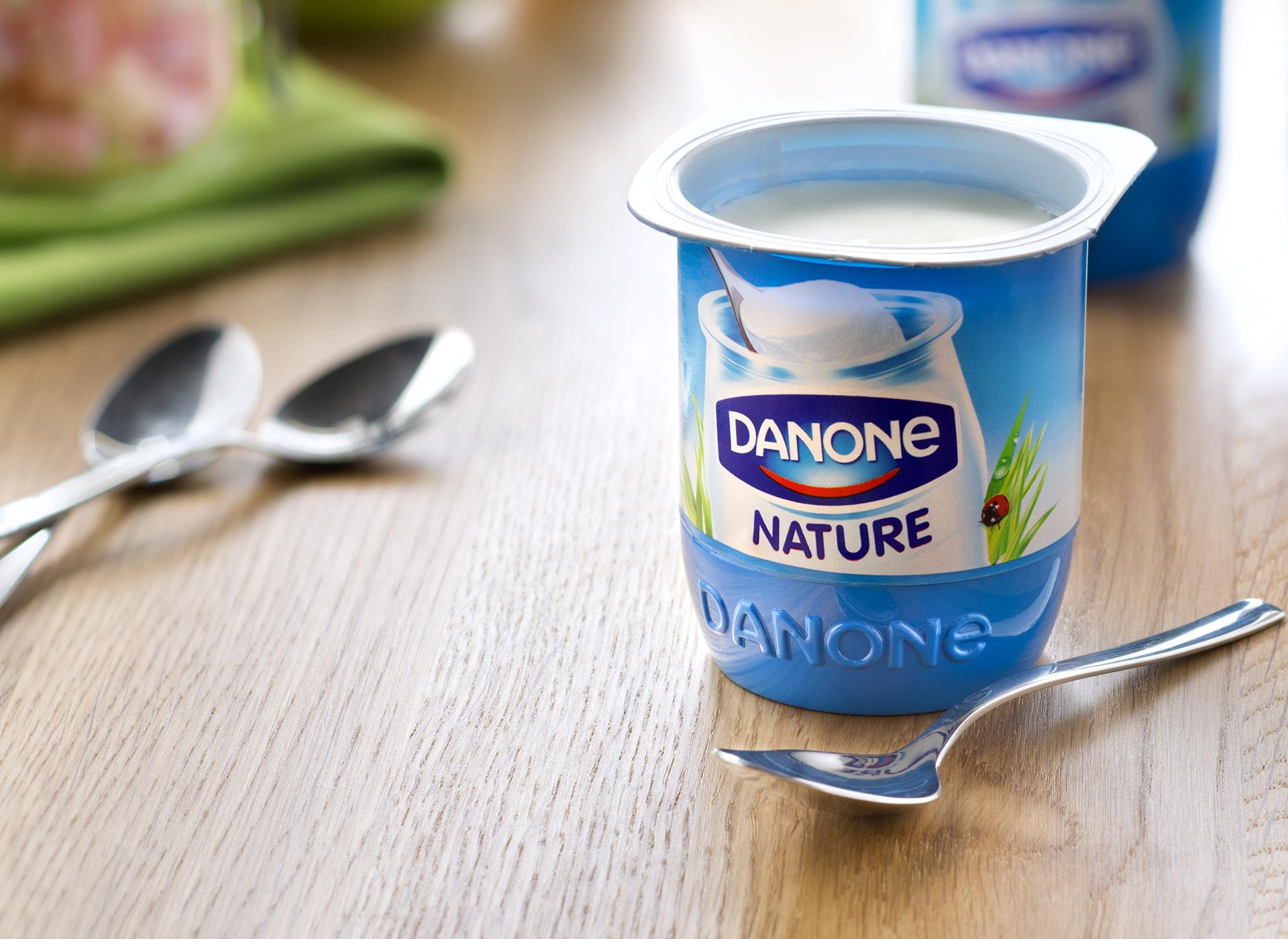 20zł na jogurty Danone z dowolnego sklepu