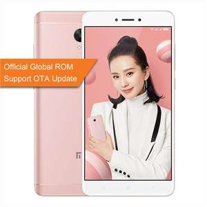 Xiaomi Redmi Note 4X 4GB/64GB $154.99
