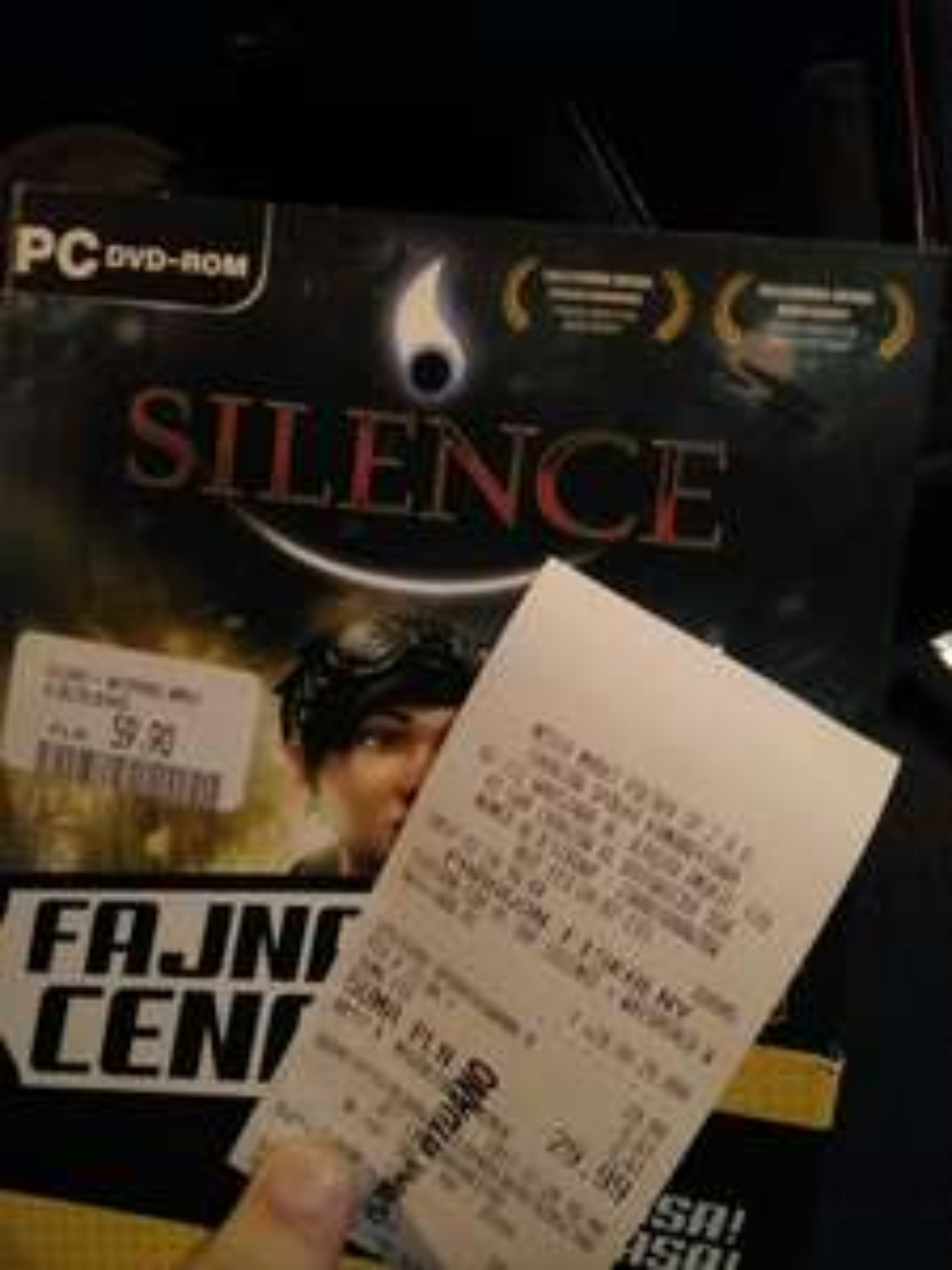 Silence + Whispered World, Media Markt Chorzów