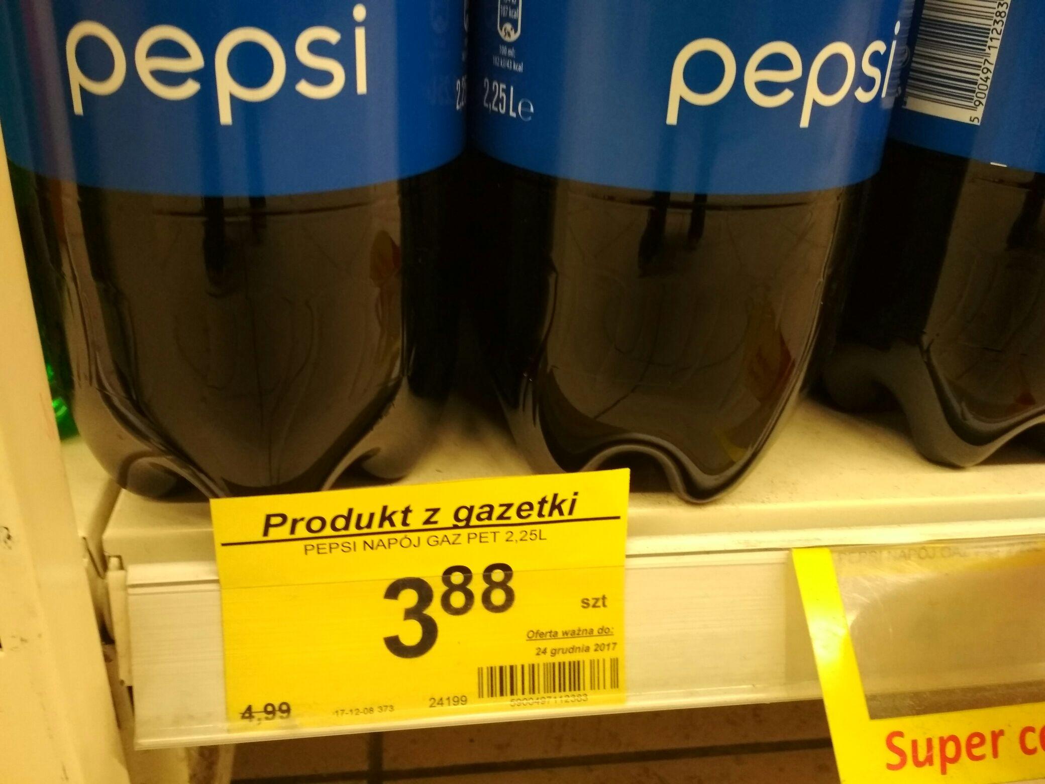 Pepsi 2,25L Lewiatan