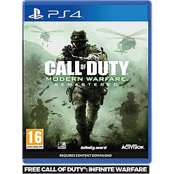 Call of Duty: Infinite Warfare - Legacy Edition [Playstation 4, Xbox One] za ~ 62zł z wysyłką @ GAME