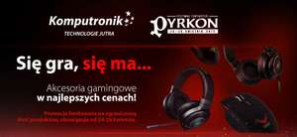 Akcesoria dla graczy Corsair i Razer w specjalnych cenach @ Komputronik
