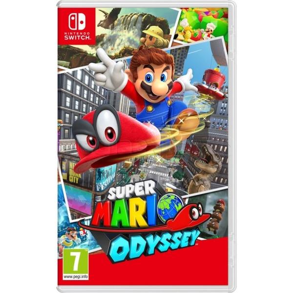 Super Mario Odyssey [Nintendo Switch] za 179,64zł @ Media Expert