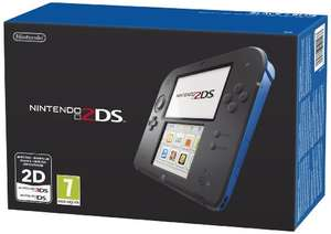 Konsola Nintendo 2DS za 352zł @ Amazon.it