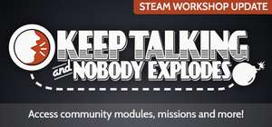 Keep Talking and Nobody Explodes - STEAM