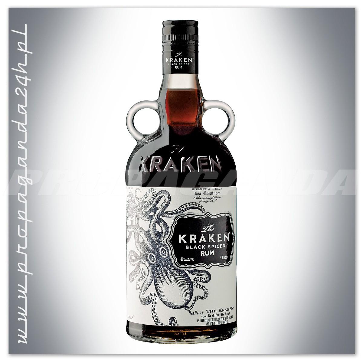 Rum Kraken 0.7L w Makro