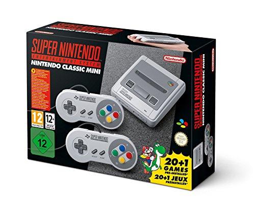 Konsola SUPER NES Classic Mini - 79,90 EURO @amazon.es