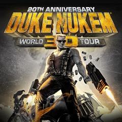 Duke Nukem 3D: Światowa trasa z okazji 20 rocznicy PS4