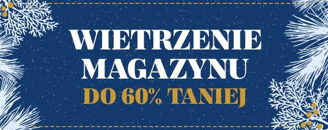 Wyprzedaż do -60% @ Tania Książka