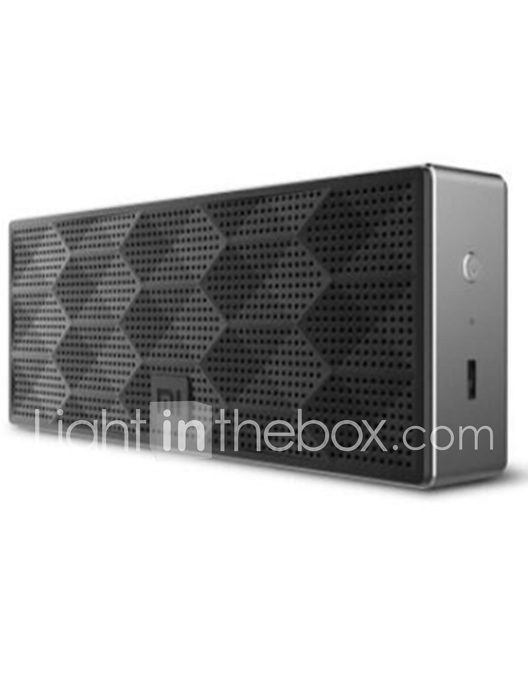 Xiaomi mini square box - głośnik w dobrej cenie.