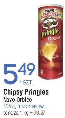 Pringles mix smaków @Leclerc