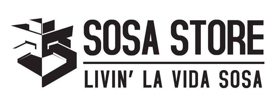 sosa-store.com obniżka -70% na wszystkie nieprzecenione produkty