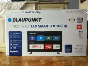 "Telewizor 40"" BLAUPUNKT LED SMART TV 1080P"