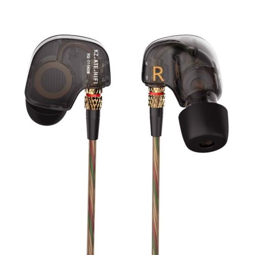 Słuchawki KZ ATE 3.5mm HiFi Stereo Noise Cancelingn $8,49