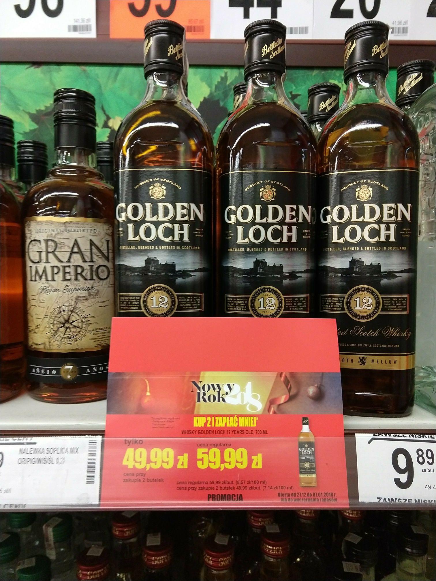 Najtańsza Dwunastoletnia Whisky na rynku !