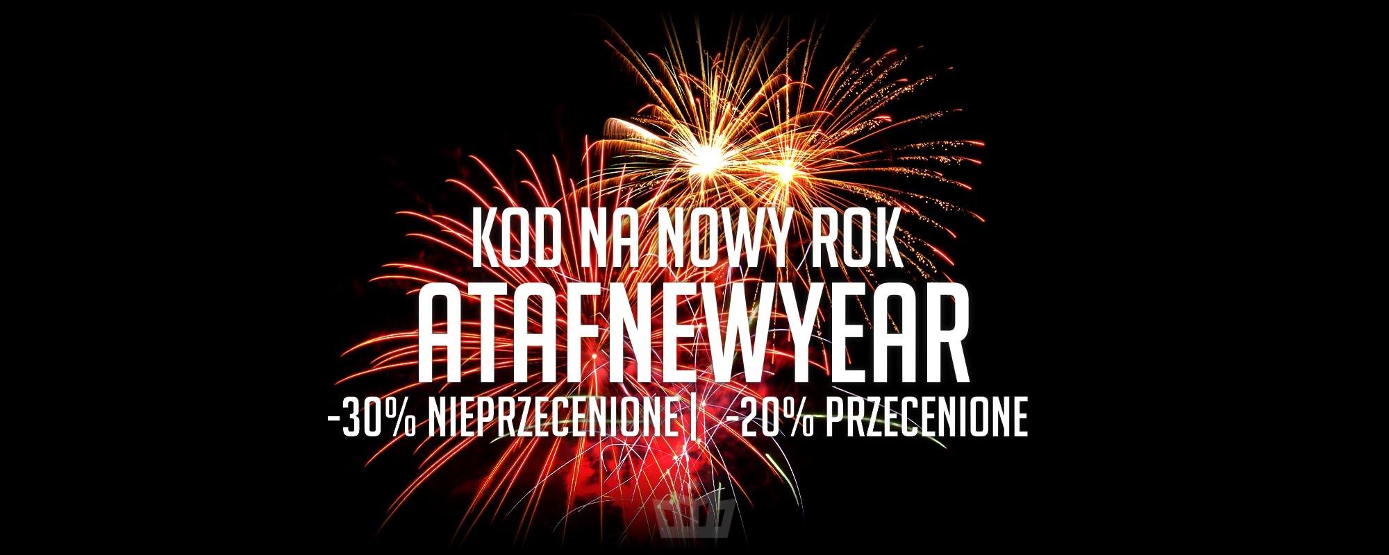 ATAF.PL | -20% od przecenionych na nowy rok   KOD: ATAFNEWYEAR