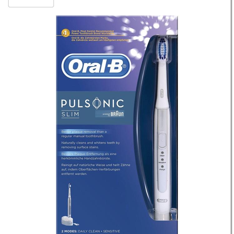 Szczoteczka Oral-b Pulsonic slim