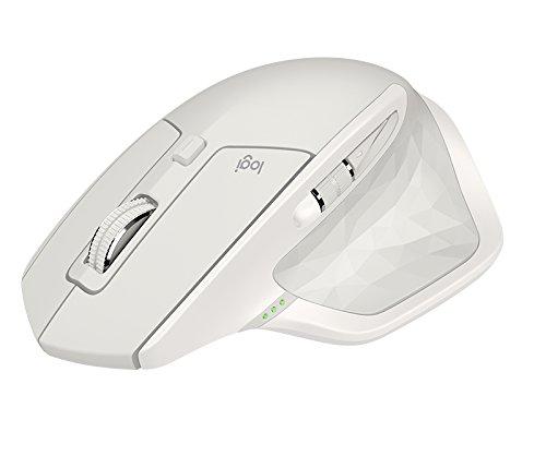 Mysz bezprzewodowa Logitech MX Master 2S biała