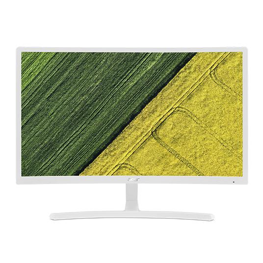 "Monitor Acer ED242Q (23,6"", FHD, VA, zakrzywiony ekran) w Biedronce"