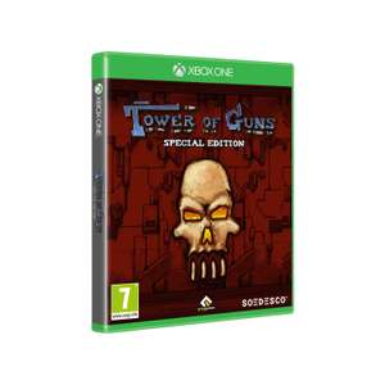Gra Xbox One Tower of Guns w Media Markt za 19,99 :)