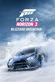 Forza Horizon 3 Blizzard Mountain dla XO