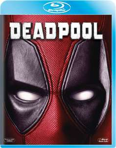 Deadpool. Blu-ray