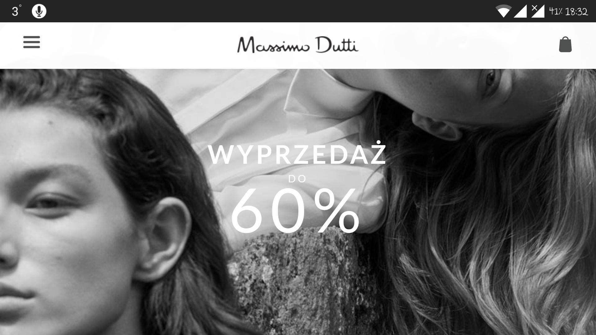 Massimo Dutti do -60%