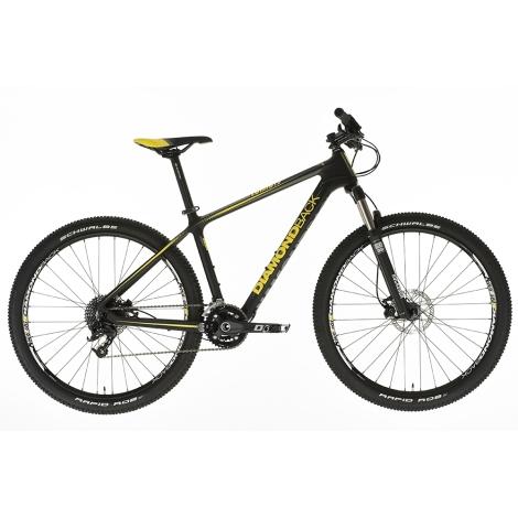 Diamondback Lumis 1.0 Mountain Bike - 2017