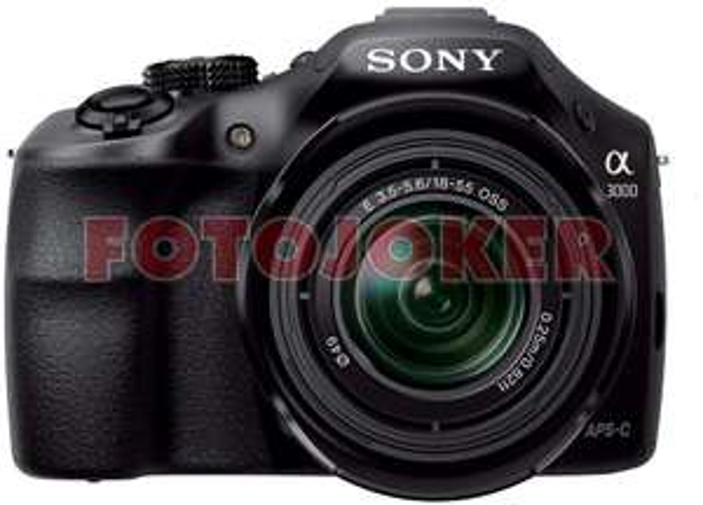 Sony ILCE-3000, zestaw z 4 obiektywami za 2899 zł @ Fotojoker