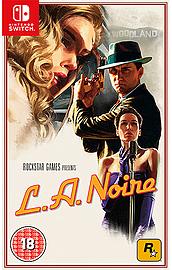 L.A Noire [Nintendo Switch] za ~136zł z wysyłką @ GAME