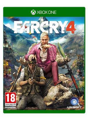 Far Cry 4 Xbox One @ Auchan