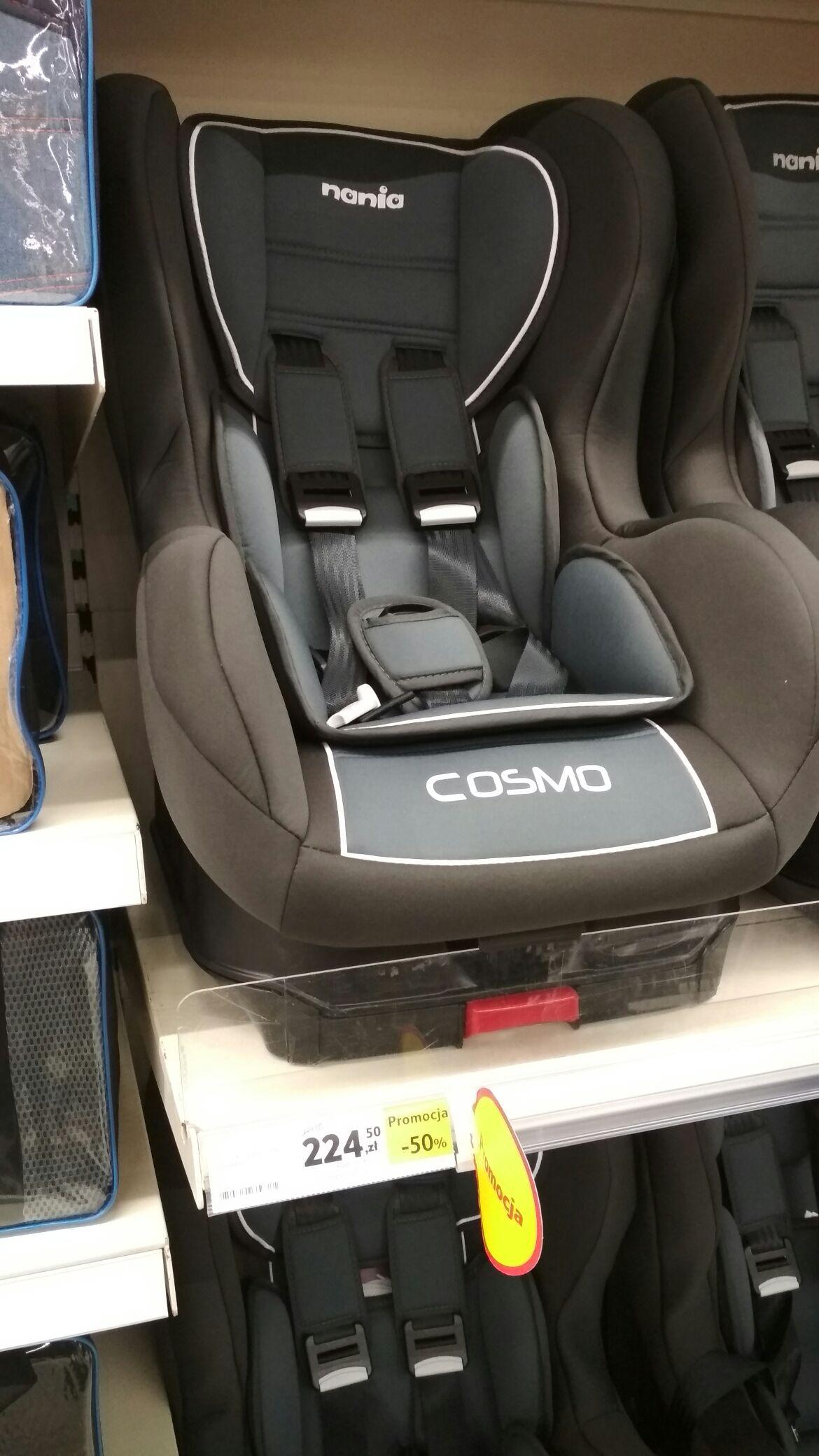Fotelik samochodowy 9-18 kg Nania COSMO  ISOFIX - Tesco Lomza