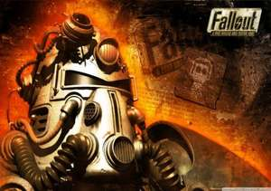 Fallout 1: A Post Nuclear Role Playing Game [STEAM][GAMIVO]