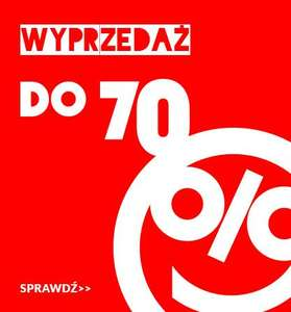 Wyprzedaż do -70% Sklepdlaturysty.pl