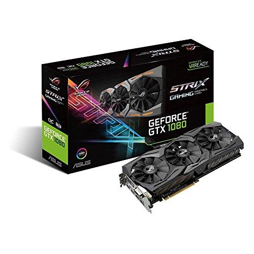 [Amazon.fr] ASUS GEFORCE GTX 1080 ROG STRIX 8GB