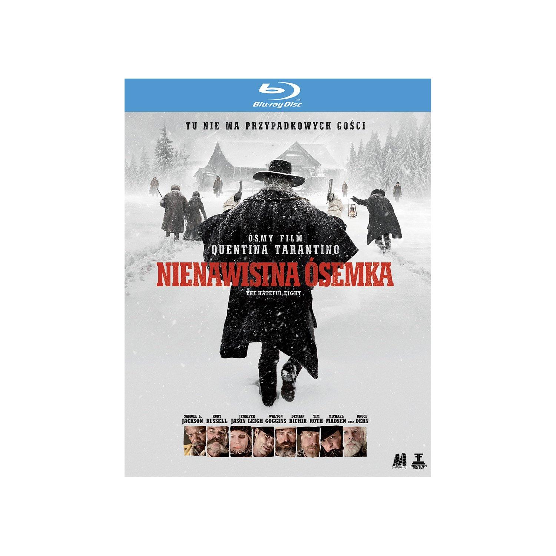 Nienawistna ósemka i inne filmy na Blu-ray po 20 zł @ MediaMarkt