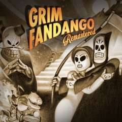 Grim Fandango Remastered @Playstation Store (PSN) @PS4 @PS Vita