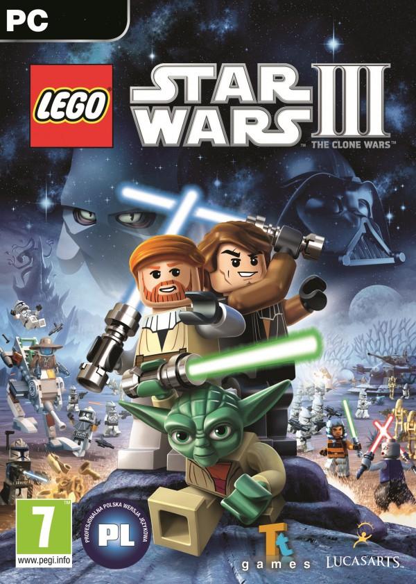 Lego Star Wars III: The Clone Wars (PC) za 8,99zł @ CDP.pl