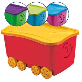 Pudełko do przechowywania zabawek za 29,99zł @ Tesco