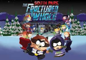 Klucz uplay South Park: The Fractured But Whole za 21.09E (~88zł) na gamivo.com