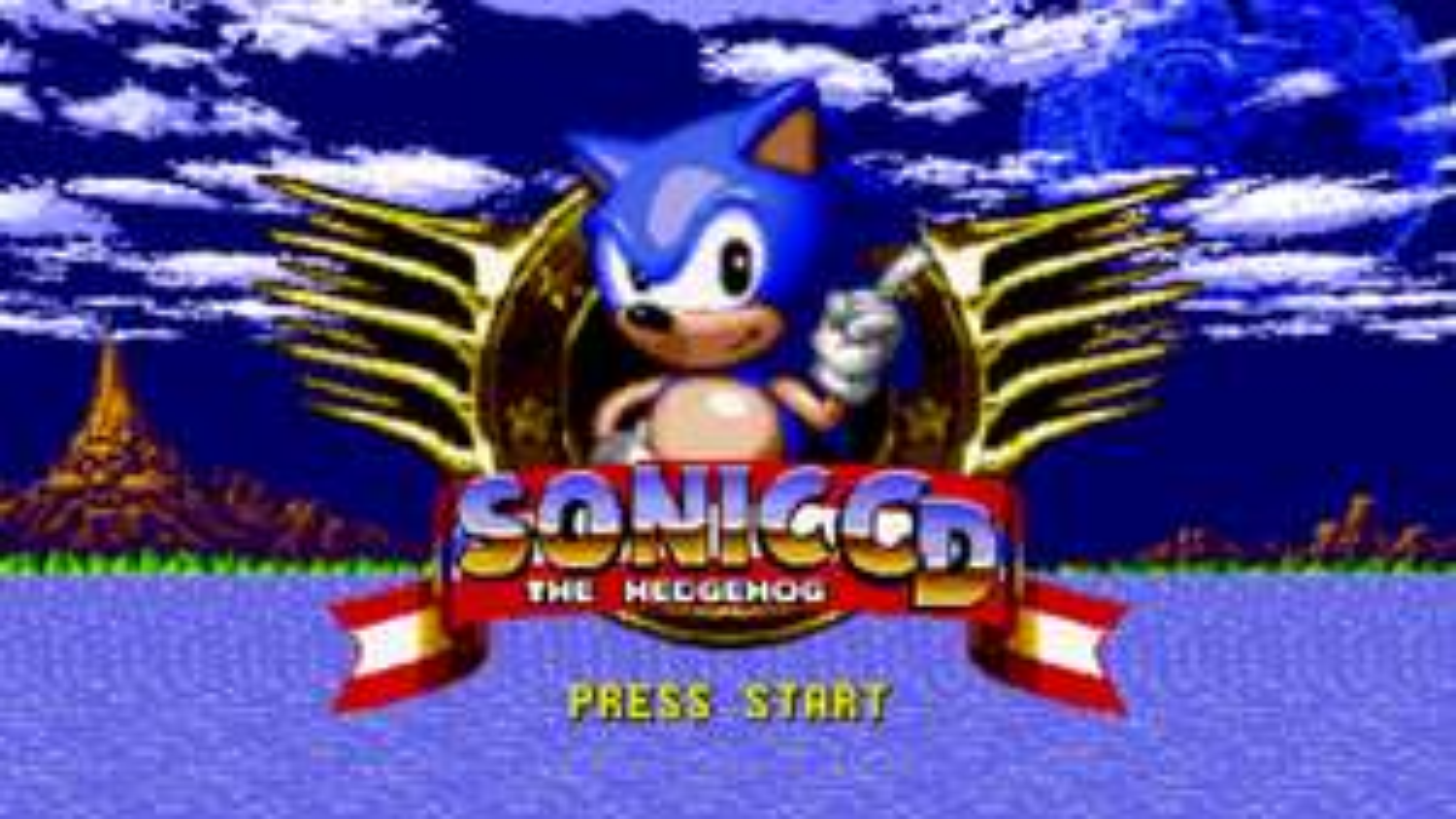 Sonic CD (Steam)
